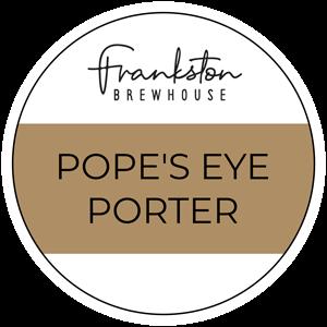 Popes Eye Porter